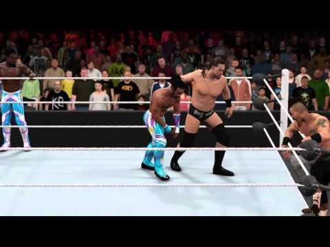 WWE16 Live Event