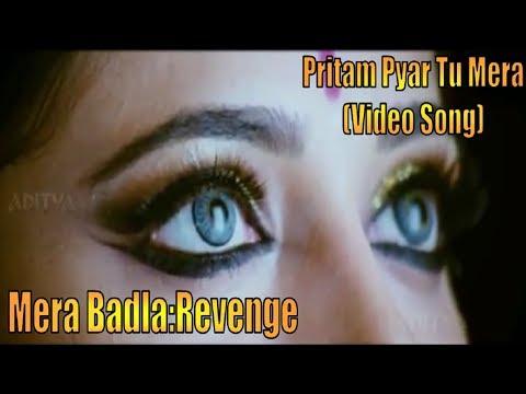 Pritam Pyar Tu Mera (Vaarai) Song - Mera Badla : Revenge ( Nagavalli)