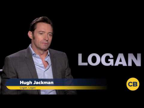 Hugh Jackman Talks Logan