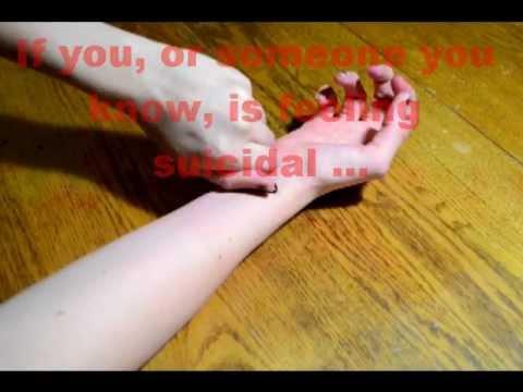 "Suicide Prevention (Black Veil Brides ""Saviour"")"