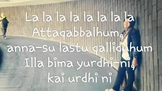 Lirik Lagu Kun Anta – Humood AlKhudher Mp3