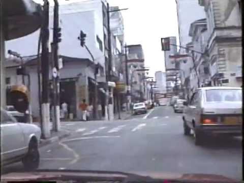 Cidade de São Paulo,16 de outubro de 1988