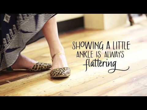 How to wear maxi – whatever your shape or style! | Anthropologie