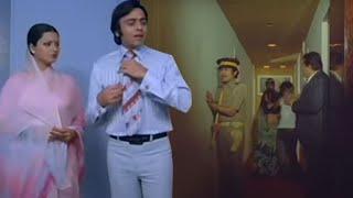 Hotel Raid, Vinod and Rekha in Trouble - Ghar Scene thumbnail