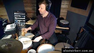 Royal Parade - drums (Tamandua)