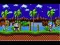 Cuphead Meets Sonic