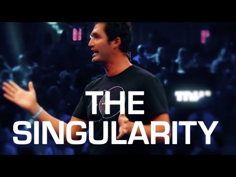 Jason Silva: The Technological Singularity