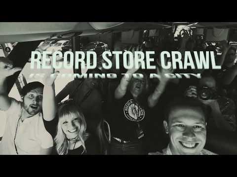 Record Store Crawl 2019 Announcement | Presented by Deep Eddy Vodka Mp3