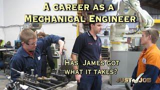A Career as a Mechanical Engineering Technician (JTJS42009)