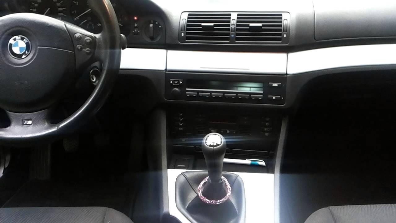 Bmw E39 Interior Carbon Grey 3m Di Noc Ca 418 Youtube