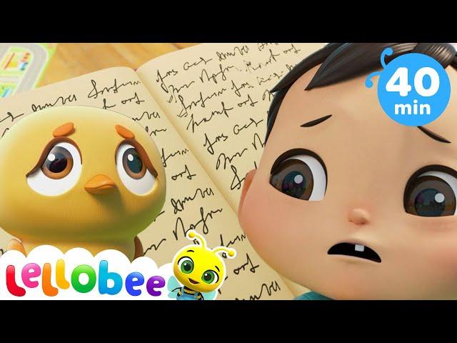 Fairy Tale Song + More Nursery Rhymes & Kids Songs - Little Baby Bum