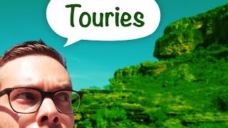 10 Arten von Touristen / Urlaubern