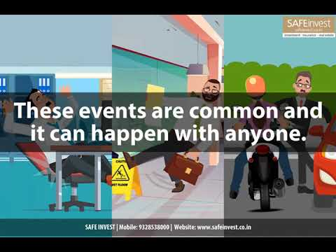 GET PERSONAL ACCIDENT INSURANCE - HINDI