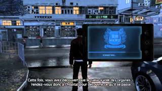 Sleeping Dogs (Wei Shen Aide la Police !) - Extrait de Gameplay
