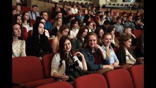 Вячеслав Макаров обратился к студентам и преподавателям Колледжа туризма и гостиничного сервиса