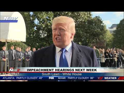 PHONY SCAM: President Trump Says Democrat