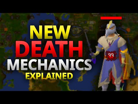 The New Gravestone System Explained In-Depth (OSRS)