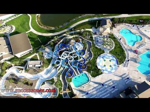 Sun-N-Fun Lagoon-DJI Phantom 3 professional