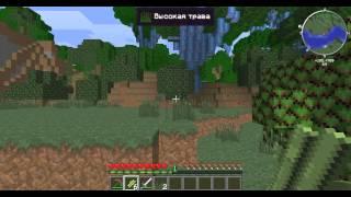 Minecraft LP Нано-квантовые Приключения #3 дом и википедия