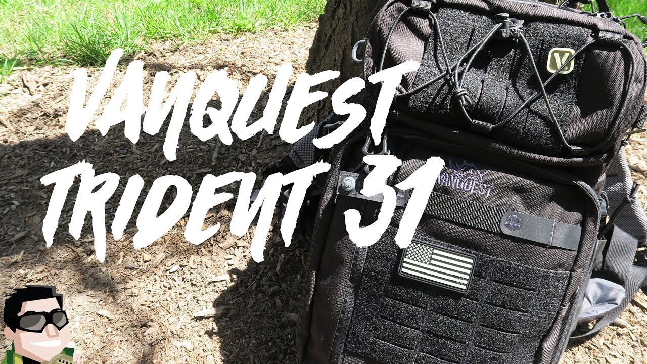 0a383f719ba Vanquest Trident 31 Organizational Overload!! - YouTube