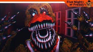 Я ОДИН ДОМА! СТРАШНО! 🐻 ФНАФ 4 - Five Nights at Freddy's 4 (FNAF) Прохождение на русском