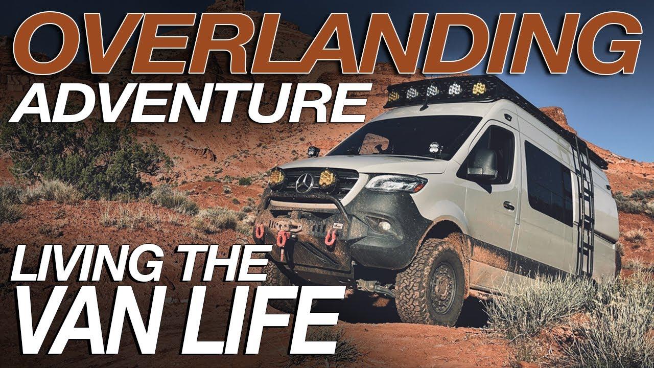 Download Van Life Overland Adventure - Living The Van Life