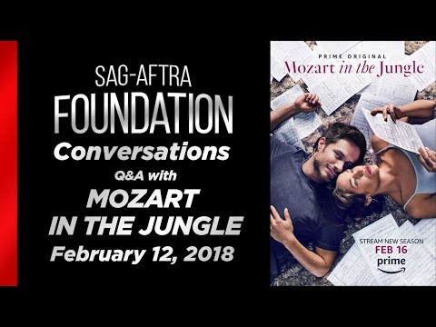 Q&A with MOZART IN THE JUNGLE