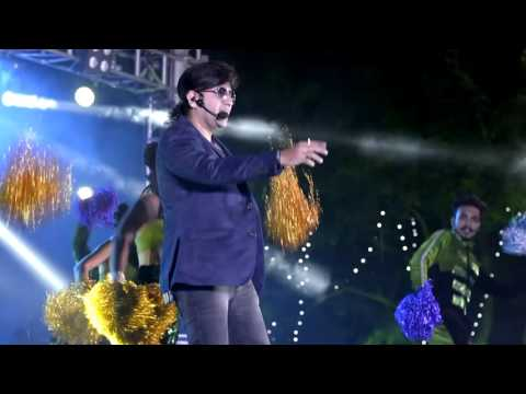 Star Singer Shankar@Bangalore Golf Club- Performing -Diwali Night  Singer & Performer from Bangalore