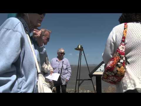 Porr Chicago Disaster Memorial 2015 Bell Ringing & Flowers