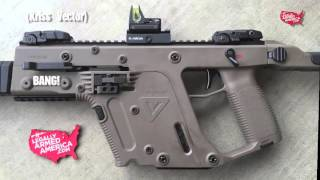 Is the Kriss Vector made for Star Wars?