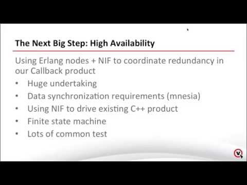 How Erlang took Virtual Hold Technology to Call Centre heaven