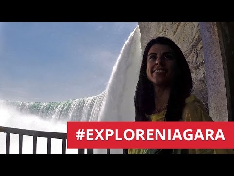 #ExploreNiagara - Journey Behind The Falls