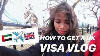 HOW TO GET A UK VISA IN DUBAI mychachi jhaps
