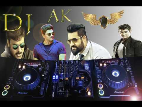 All trance with tollywood dialogues mix by dj ak