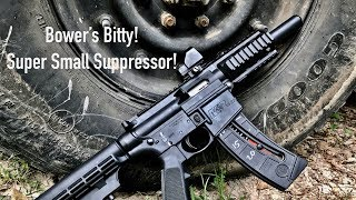 """Teeny Tiny Itty """"Bitty"""" Silencer by Bowers Group!"""