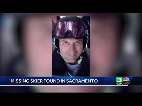 Mystery: How did a missing New York skier end up in Sacramento?