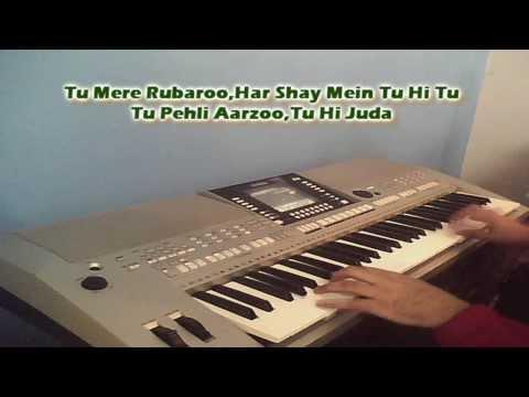 Tu Hi Hai Aashiqui Piano Cover (Dishkiyaoon) By Angad Kukreja