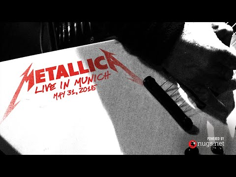 Metallica: Live in Munich, Germany - May 31, 2015