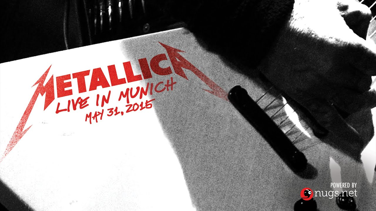 Metallica: Live in Munich, Germany — May 31, 2015