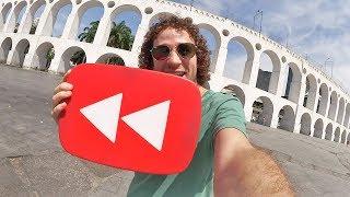 Así se grabó el YouTube Rewind 2017!