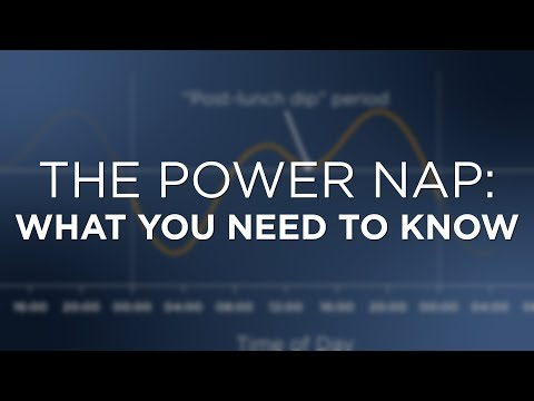 The POWER NAP: What You Need To Know