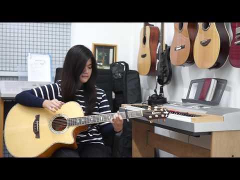 (Alan Walker) Alone Josephine Alexandra  Fingerstyle Guitar Cover