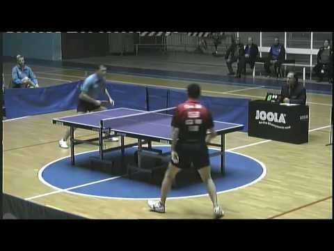 Tennistavolo A1 Maschile - Top Spin Messina - Cral Roma
