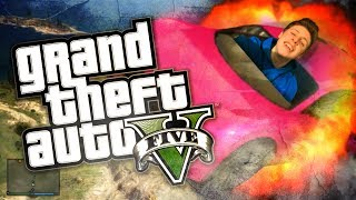 BEST RACE OF MY LIFE!! - GTA 5 Online Funny Moments