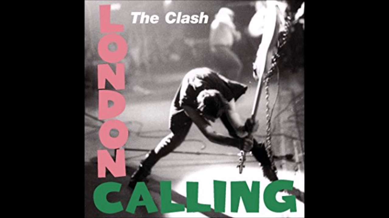 The  Clash-London Calling EP