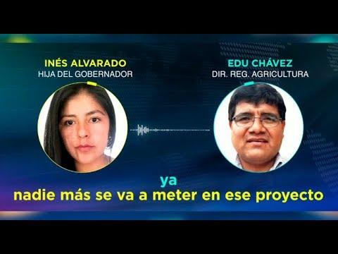 Huánuco: revelan grabación de hija de gobernador regional ordenando contratos | 90 Central