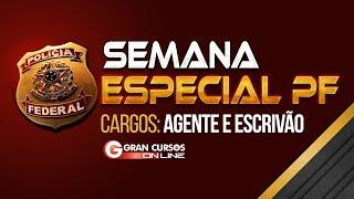 Semana Especial PF: Agente e Escrivão | Direito Administrativo thumbnail