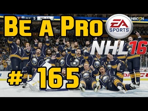 NHL16 Gameplay Be a Pro San Jose Sharks @ Buffalo Sabres XBOX One
