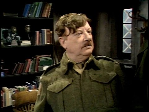 Dad's Army - Keep Young and Beautiful - NL ondertiteld - '... it's not monkey glands, is it?...