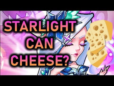 IDLE HEROES: Testing Out E3 Starlight